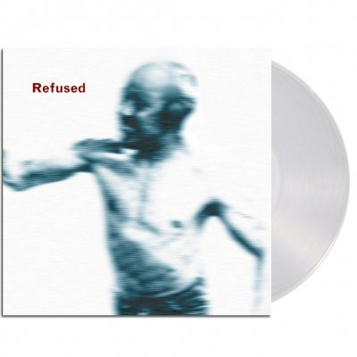 Refused - Songs To Fan The Flames Of Discontent LP (Clear)