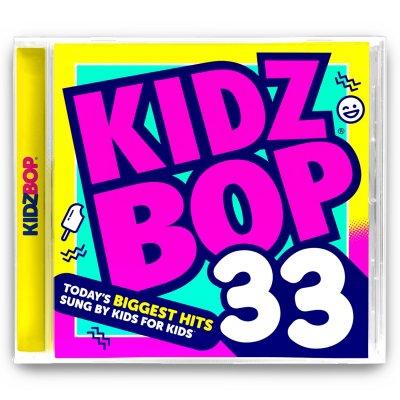 kidz-bop - KIDZ BOP 33