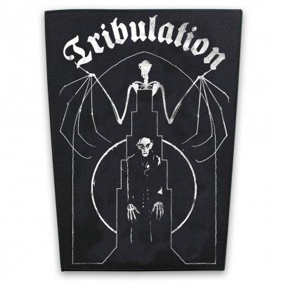 tribulation - Bat Back Patch