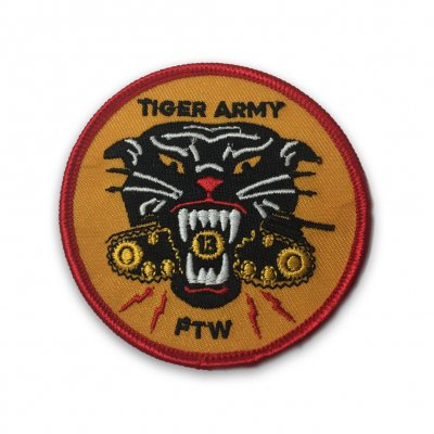 tiger-army - Tank Eater Patch
