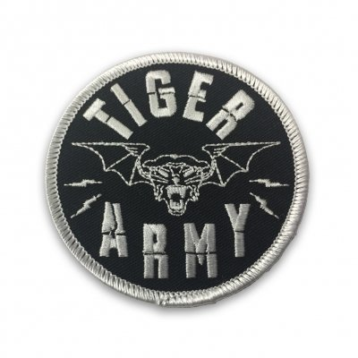 tiger-army - Tiger Bat Patch