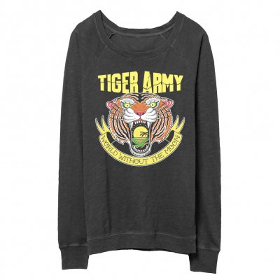tiger-army - World Without The Moon Slouchy Crew Neck - Women's