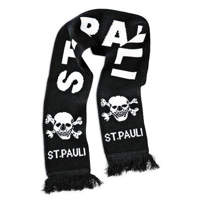 FC St Pauli - St. Pauli Skull Scarf