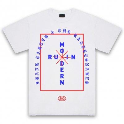 Modern Ruin T-Shirt (White)