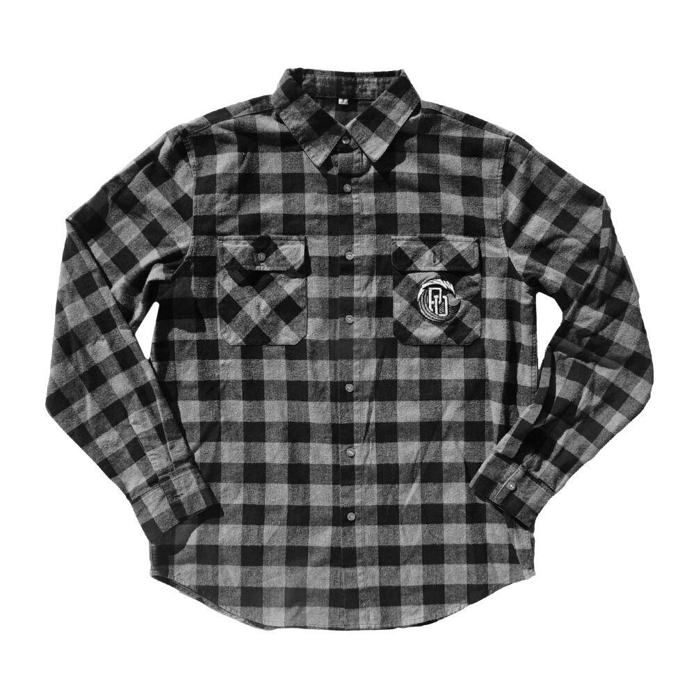 IMAGE | Plaid Flannel Shirt