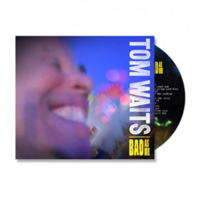 Tom Waits - Bad As Me CD