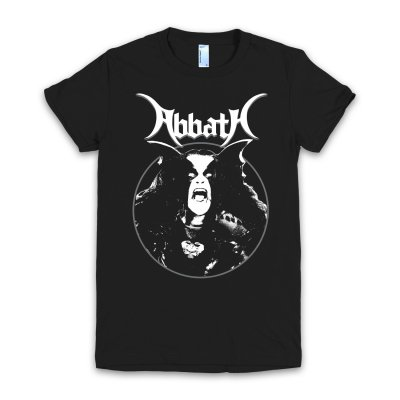 abbath - Classic T-Shirt - Women's (Black)