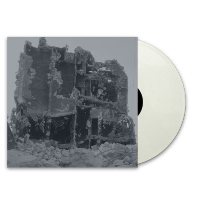 three-one-g - A Century of Abuse LP (White) + Plague T-Shirt (White)