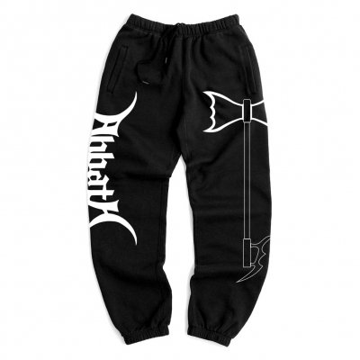 abbath - Axe Sweatpants (Black)