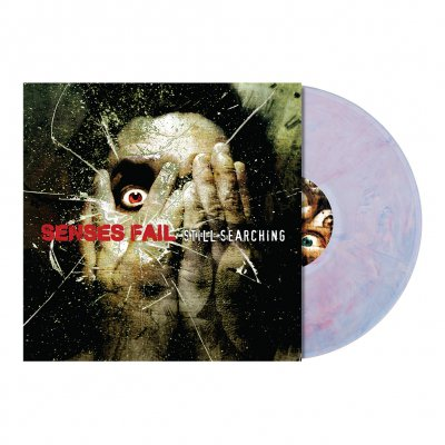 Senses Fail - Still Searching LP (R/B/C Marble)