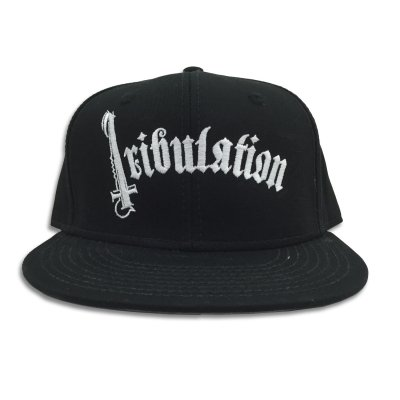 Tribulation - Tribulation Logo Snapback Hat (Black)