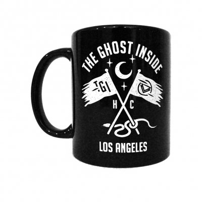 the-ghost-inside - Limited Edition Logo Mug