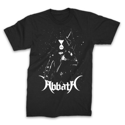abbath - Blizzard T-Shirt (Black)