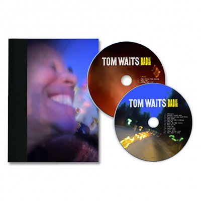Tom Waits - Bad As Me Deluxe CD