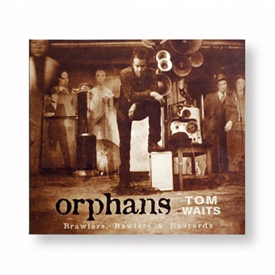 tom-waits - Orphans - 3xCD Set