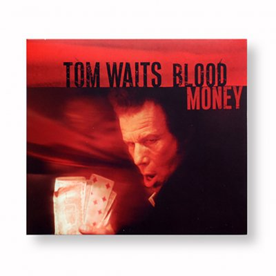 Blood Money - CD