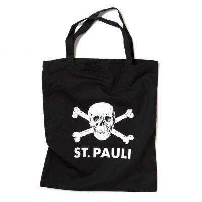 FC St Pauli - St. Pauli Skull Tote Bag