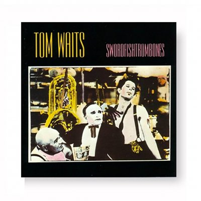 tom-waits - Swordfishtrombones CD