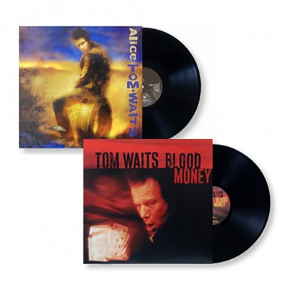 tom-waits - Alice & Blood Money LP Bundle
