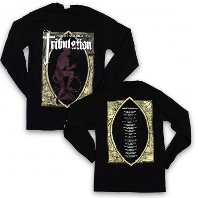 tribulation - 2016 US Summer Longsleeve (Black)