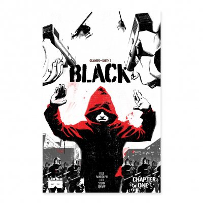 black-mask-studios - Black Issue #1