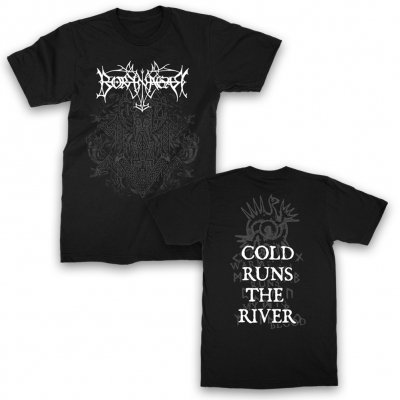 borknagar - Cold Runs The River T-Shirt (Black)