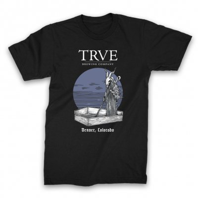 trve-brewing-company - Buried Sun T-Shirt (Black)