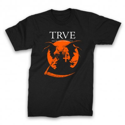 trve-brewing-company - Warmoon T-Shirt (Black)