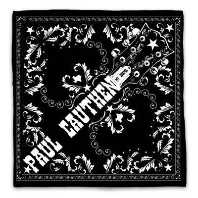 paul-cauthen - My Gospel Bandana (Black)