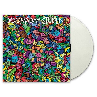 Doomsday Student - A Self Help Tragedy LP (White)