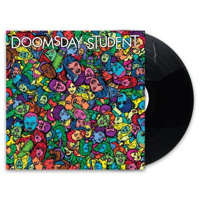 Doomsday Student - A Self Help Tragedy LP (Black)