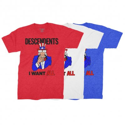 Descendents - Uncle Milo Tee