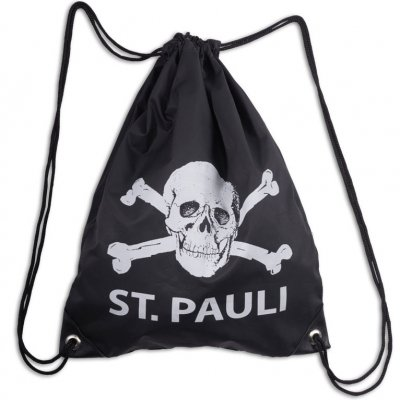 St. Pauli Skull Drawstring Backpack