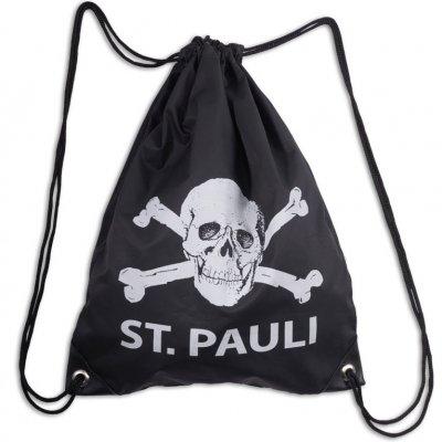 FC St Pauli - St. Pauli Skull Drawstring Backpack