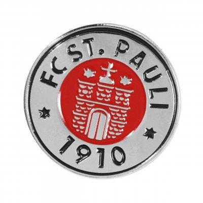 FC St Pauli - Club Crest Enamel Pin