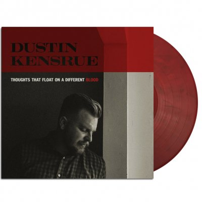 Dustin Kensrue - Thoughts That Float on a Different Blood LP (Red)
