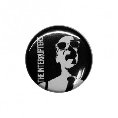 "the-interrupters - Say It Out Loud Button (1"")"