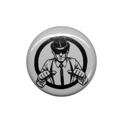 "the-interrupters - Suspenders Button (1"")"