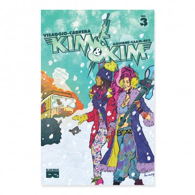 Black Mask Studios - Kim & Kim - Issue 3