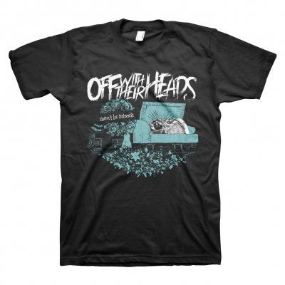 Off With Their Heads - Won't Be Missed Casket Tee