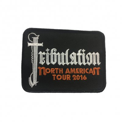 tribulation - North America 2016 Patch