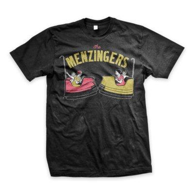 The Menzingers - Bumper Cars T-Shirt (Black)
