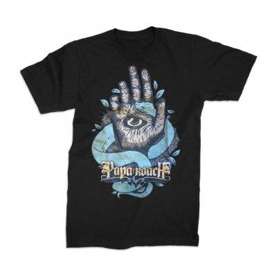 papa-roach - Hand Eye Tee (Black)