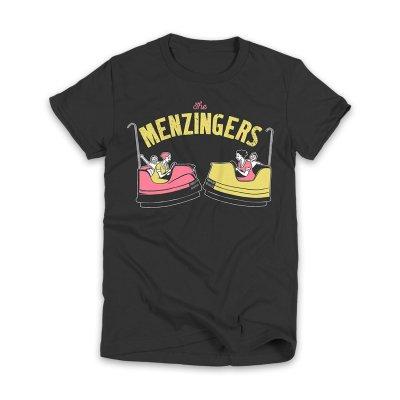 The Menzingers - Bumper T-Shirt (Black) - Women's