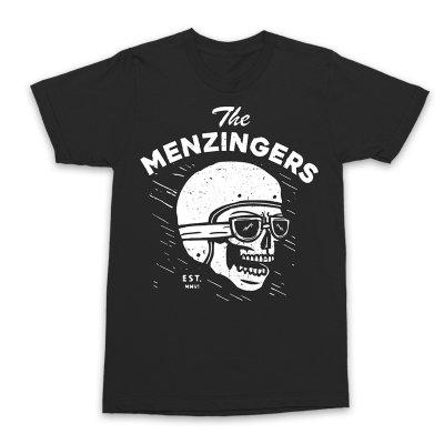 The Menzingers - Helmet T-Shirt (Black)