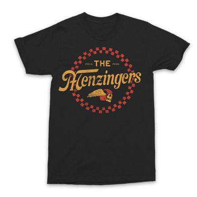 The Menzingers - Moto T-Shirt (Black)