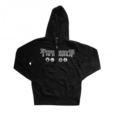 papa-roach - Cobra Skull Hoodie