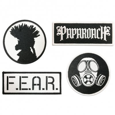 papa-roach - Patch Set