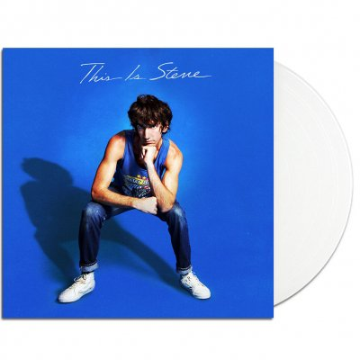 Delicate Steve - This Is Steve LP (White)
