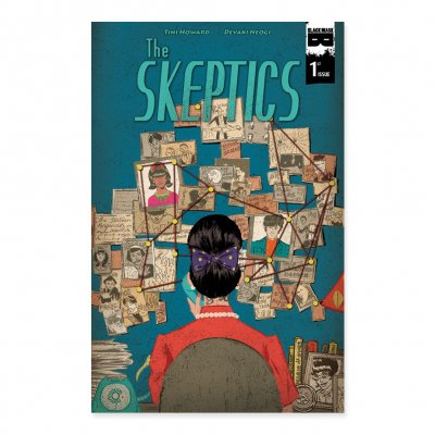 The Skeptics - THE SKEPTICS - Issue 1